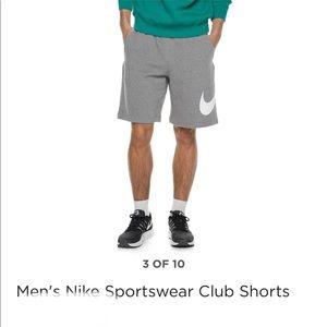 MENS NIKE SPORTSWEAR CLUB SHORTS 🩳